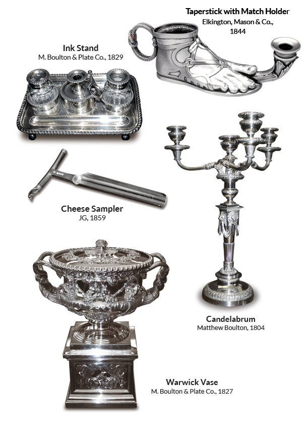 19th Century - Silver Collection